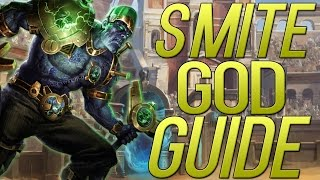 Osiris God Guide: Season 4 Build and Combo Guide - How To Play Osiris! (SMITE)
