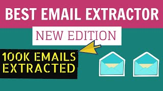email Extractor 2020Download Unlimited Emails EverydayEmail HunterEmail Marketing