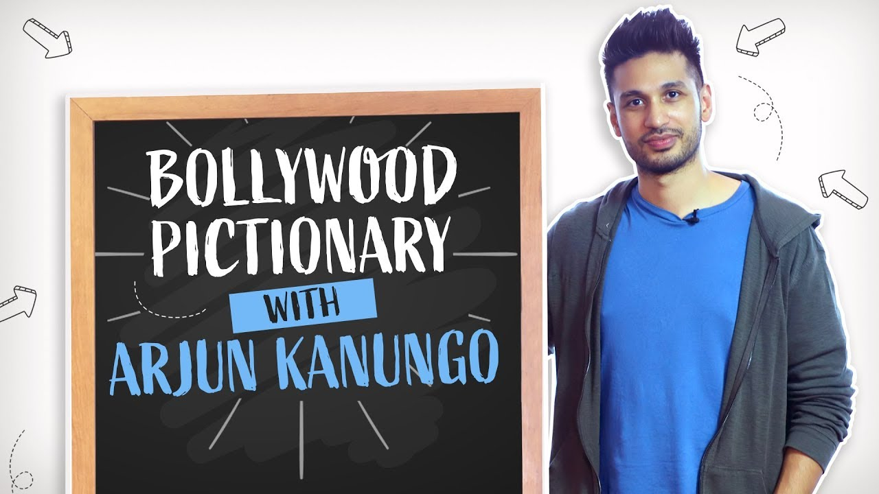 Arjun Kanungo v/s Team Pinkvilla: Bollywood Pictionary | Tu Na Mera