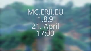 MC.ERII.EU 1.8 Factions 21. April 17:00