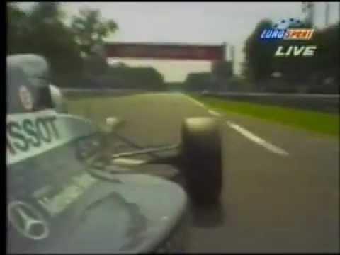 Andrea De Cesaris Onboard Monza 1994
