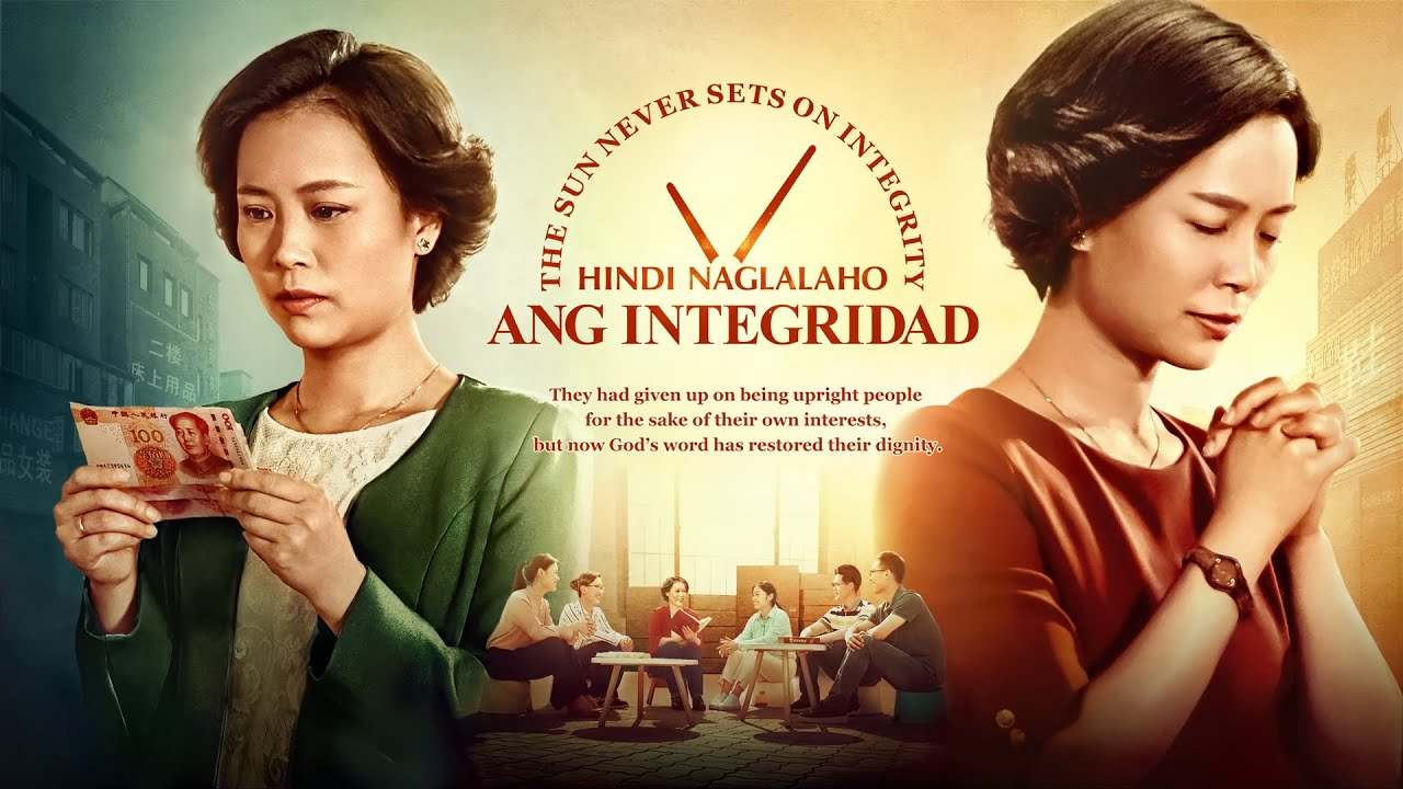 """Tagalog Christian Testimony Movie """"Hindi Naglalaho ang Integridad"""""""