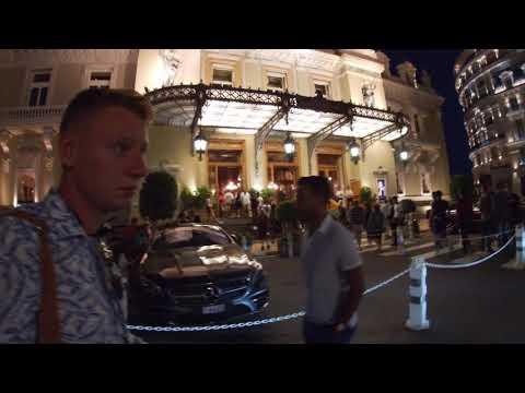 Казино Монте Карло в Монако, мы не сыграли!