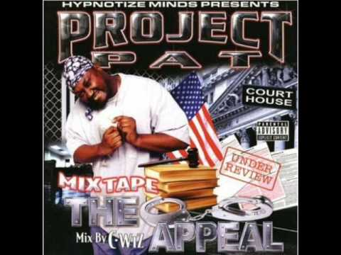 Project Pat - Whole Lotta Weed (Mixed with