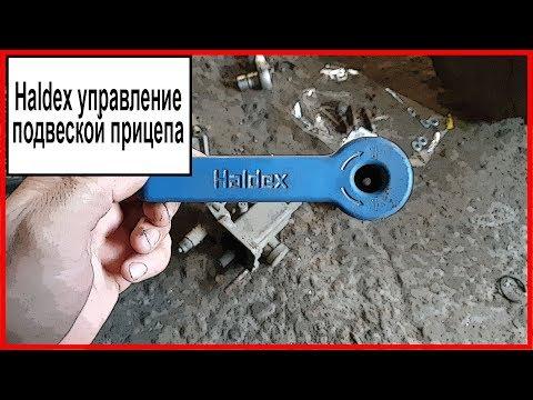 Haldex управление