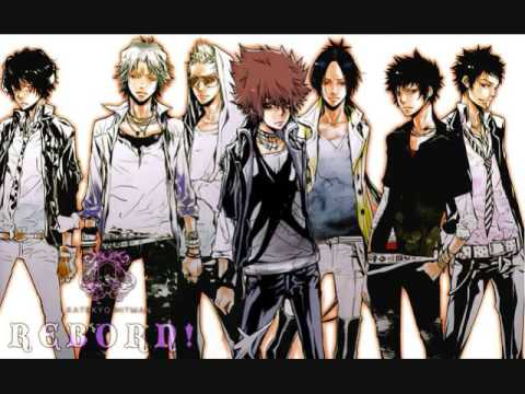Cherryblossom -Sakura Rock [male version]