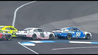All Access from Xfinity Series Indy finish: 'AJ cost us both that race'