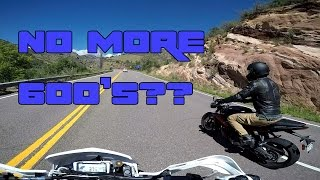 Are 600cc Sportbikes a Dying Breed?