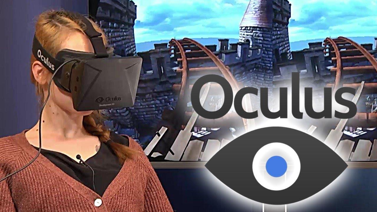 oculus rift special gamestar und gamepro probieren die. Black Bedroom Furniture Sets. Home Design Ideas