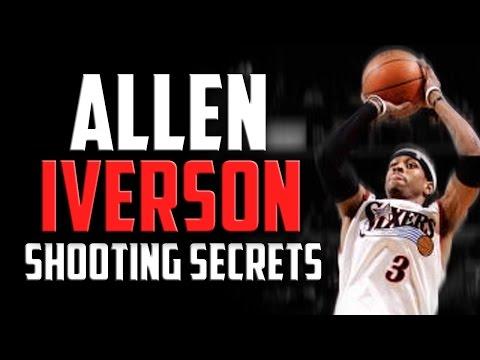 Allen Iverson: NBA Shooting Secrets