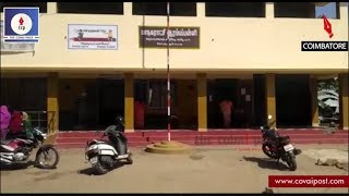 Students at primary school in Coimbatore affected by dearth of teachers