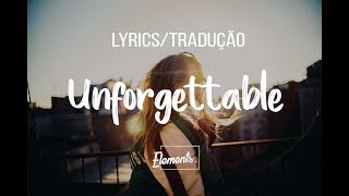 Robin Schulz Feat. Marc Scibilia - Unforgettable [Lyrics/Traduçao]