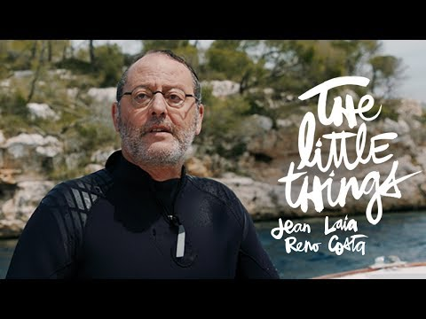 """""""The little things"""", starring Jean Reno and Laia Costa, directed by Alberto Rodríguez."""