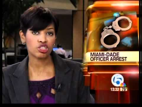 Miami-Dade officer arrested