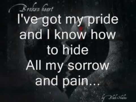 A-ha - Crying in the Rain (with lyrics) - YouTube