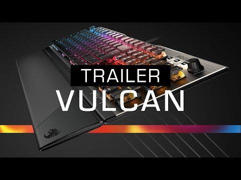 ROCCAT Vulcan 122 AIMO Mechanical Keyboard is Smart, Sleek, and Stylish
