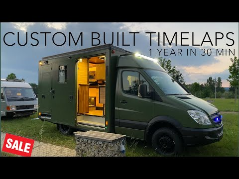 Ambulance to Tinyhouse | 1 year in 30min ??