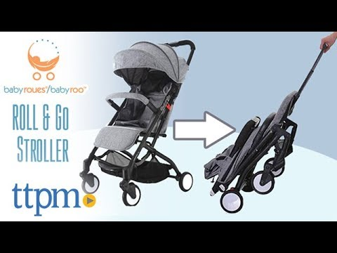 Roll & Go Stroller From Babyroues
