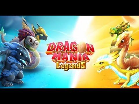 Легенды Дракономании Игра про драконов Андроид -  часть 2