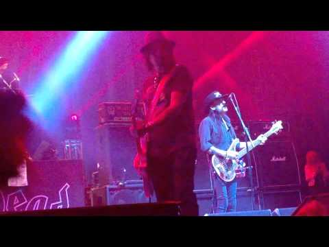 Motörhead - When The Sky Comes Looking For You Live in Hartwall Arena, Helsinki 6.12.2015