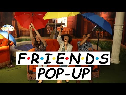 Amanda Jo - FRIENDS Pop Up Coming To Boston!