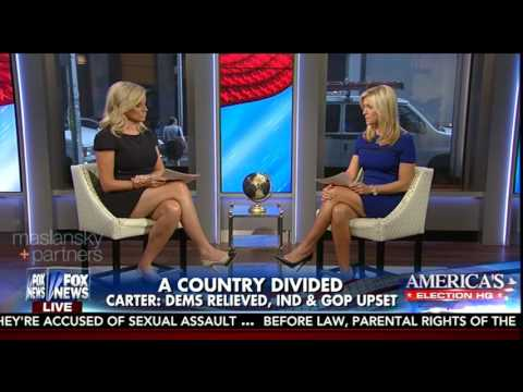 Lee Carter on Fox and Friends 07 07 16