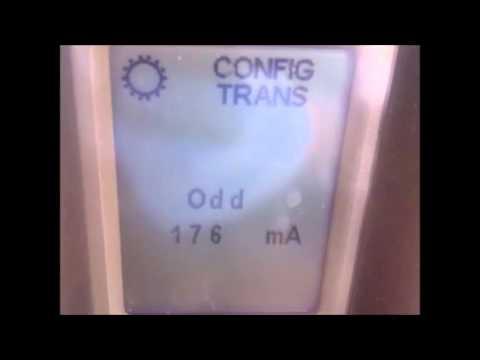 Case IH MX Magnum transmission calibration