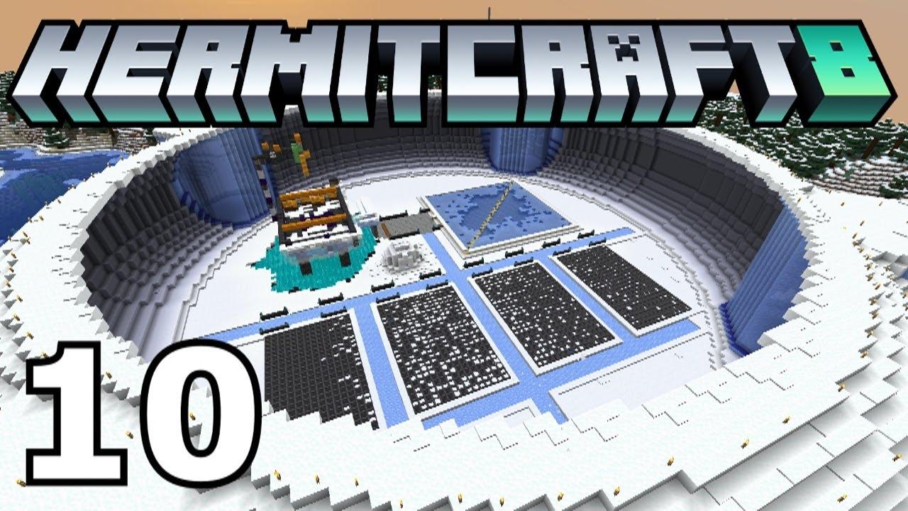 Download Hermitcraft 8: A Bigger Snow Bowl! (Episode 10)