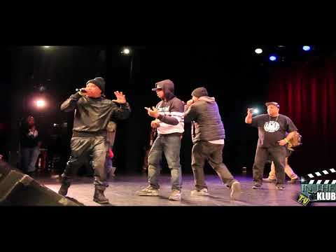 K Solo Ft  Panama Red Interview & Performance at Symphony Space