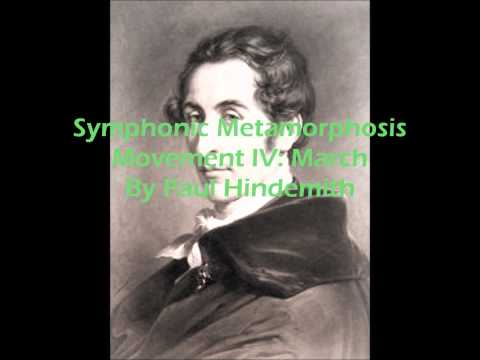 Symphonic Metamorphosis Movement IV: March By Paul Hindemith