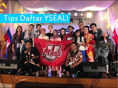 Tips Lengkap Daftar YSEALI Academic Fellowship 2018