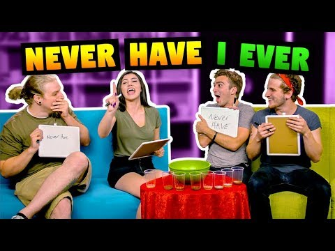 NEVER HAVE I EVER (w/ Punishment Shots!)