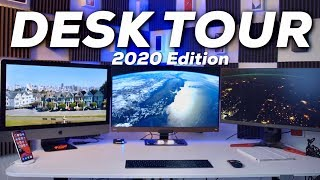 My Desk Tour (January 2020)