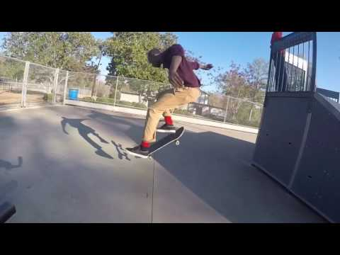 Solomon Stinchcomb Skatepark Edit