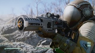 Fusion Gun 2.0 Update - Fallout 4 Mods (PC/Xbox One)