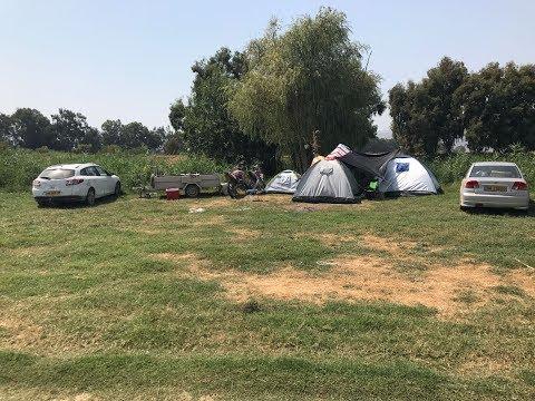 Israel Camping