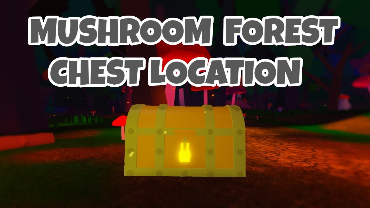 Vesteria Roblox Mushroom Pet Roblox How To Get All The Chests In Mushroom Forest Vesteria Beta