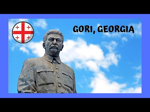 GEORGIA, a tour of historic GORI (and of JOSEF STALIN'S birthplace)