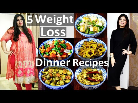5-dinner-recipes-for-weight-loss-in-hindi-|-weight-loss-dinner-recipes-in-hindi-|-lose-weight-fast