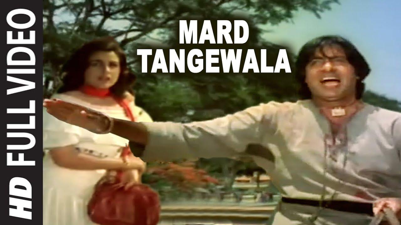 Download Mard Tangewala Full Song | Mard | Amitabh Bachchan