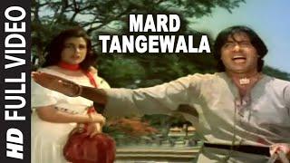 Mard Tangewala Full Song | Mard | Amitabh Bachchan
