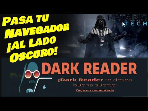 Modo Oscuro En Cualquier Pagina || Dark Mode Chrome