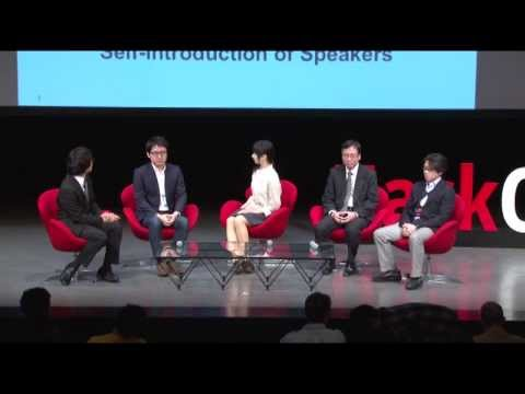 Hack Osaka 2014 - Panel discussion