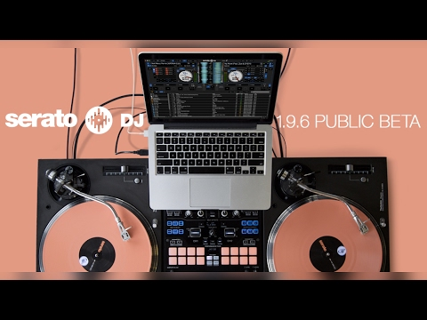 First Look: Serato DJ 1.9.6 Public Beta