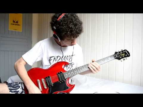 Rage Against The Machine - Wake Up (Guitar Cover)