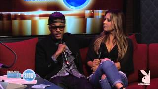 Interview with August Alsina | The Playboy Morning Show