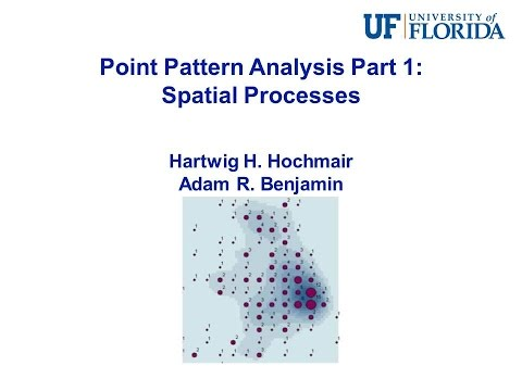 Point Pattern Analysis Part 1: Spatial Processes