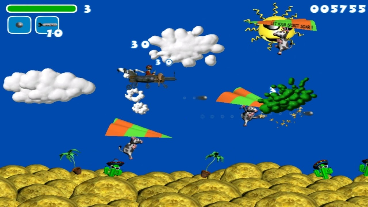 el Airplane Full Game Walkthrough
