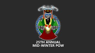25th Annual Mid-Winter Pow Wow
