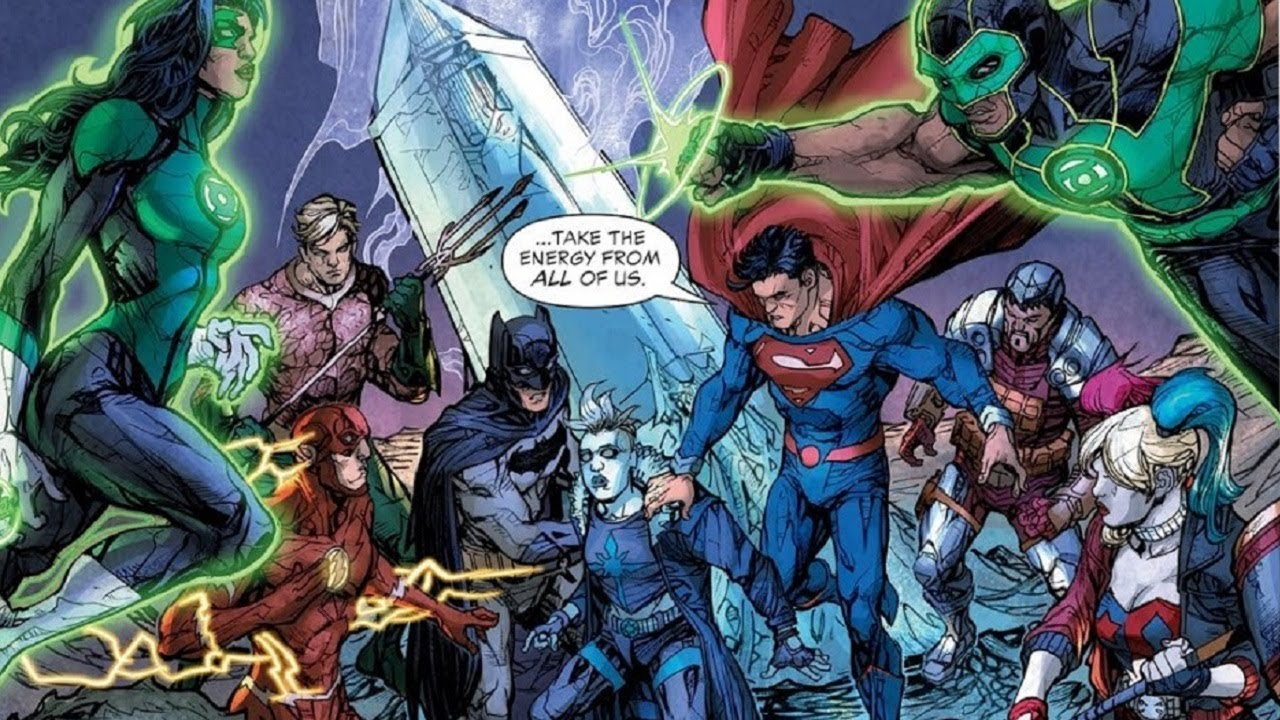 Killer Frost Vs Livewire Wire Center Narsil Sword Origamiyard Justice League The Suicide Squad 6 2017 Featuring Rh Youtube Com Dc